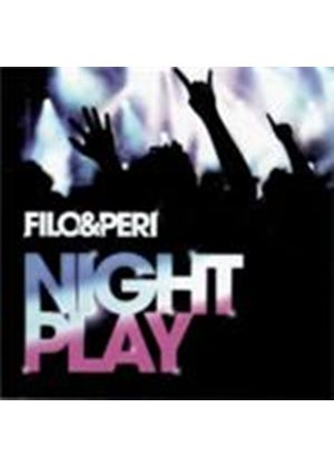 Filo & Peri - Night Play (Music CD)