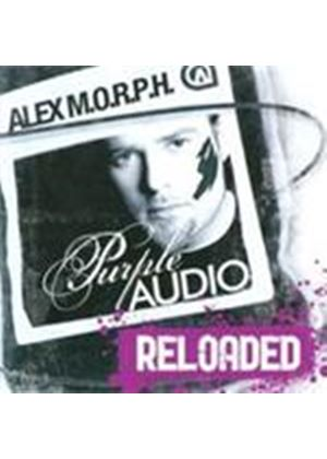 Alex M.O.R.P.H. - Purple Audio (Reloaded) (Music CD)