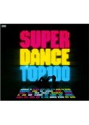 Various Artists - Super Dance Top 100 (Music CD)