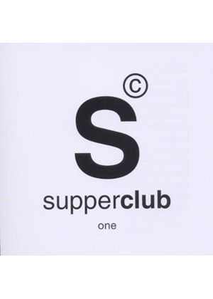 Various Artists - Supperclub Presents Lounge Vol.1 (Music CD)