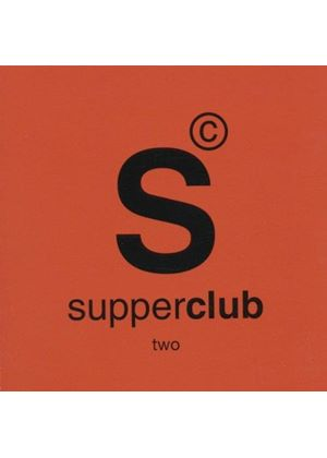 Various Artists - Supperclub Presents Lounge Vol.2 (Music CD)