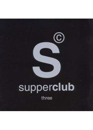 Various Artists - Supperclub Presents Lounge Vol.3 (Music CD)