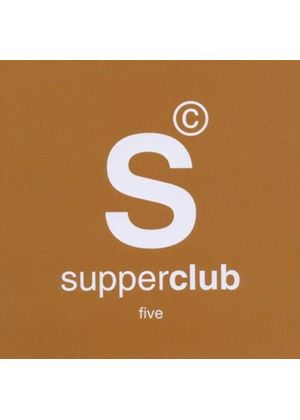Various Artists - Supperclub Presents Lounge Vol.5 (Music CD)