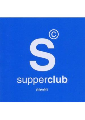 Various Artists - Supperclub 7 (Music CD)