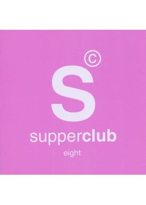 Various Artists - Supperclub 8 (Music CD)