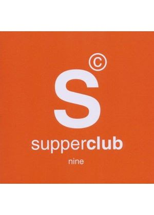 Various Artists - Supperclub 9 (Music CD)