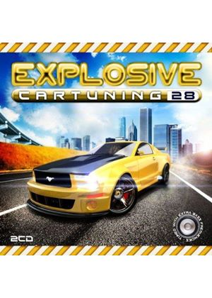 Various Artists - Explosive Car Tuning 28 (Music CD)
