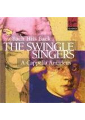 The Swingle Singers - Bach Hits Back (A Cappella Amadeus) (2 CD) (Music CD)