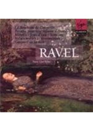 ANNE QUEFFELEC - RAVEL PIANO WORKS 2CD
