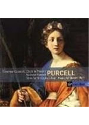 Purcell: Odes for St Cecilia's Day; Music for Queen Mary