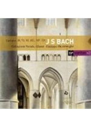 PHILIPPE HEREWEGHE - BACH CANTATAS BMV 39 73 93 105 2CD