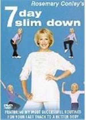 Rosemary Conley - 7 Day Slim Down (Wide Screen)