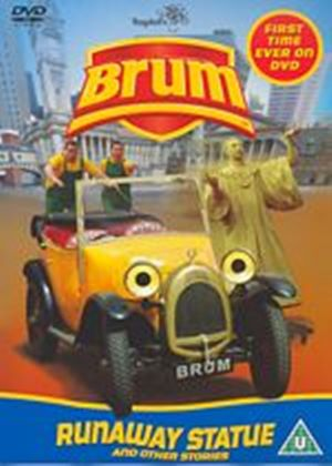 Brum - Runaway Statue And Other Stories