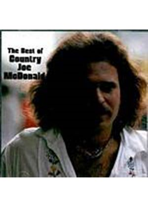 Country Joe McDonald - Best Of (Music CD)