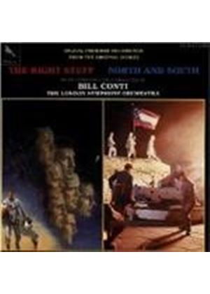 London Symphony Orchestra - North And South/The Right Stuff