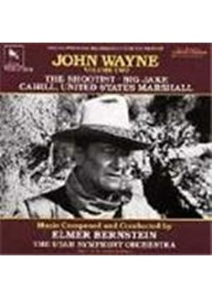 Elmer Bernstein - Big Jake/The Shootist/Cahill US Marshall (Music From John Wayne Westerns Vol. 2)