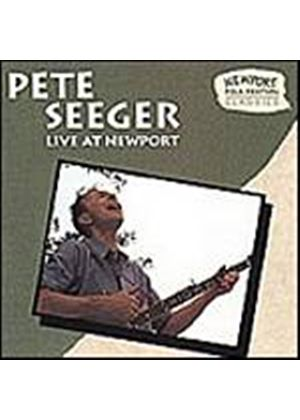 Pete Seeger - Live At Newport 1959 (Music CD)