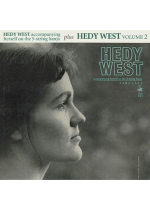 Hedy West - Hedy West, Vol. 2 (Music CD)