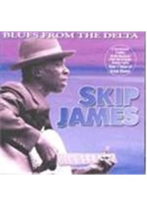 Skip James - Blues From The Delta (Music CD)