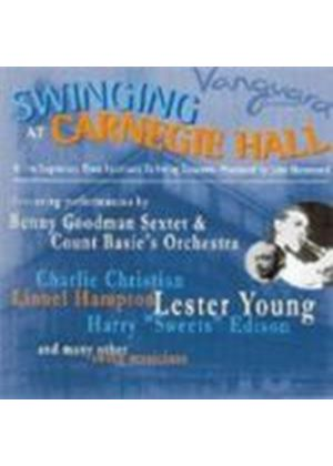 Various Artists - Swinging At Carnegie Hall