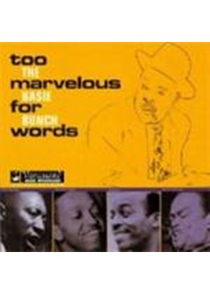 Count Basie Bunch - Too Marvelous For Words