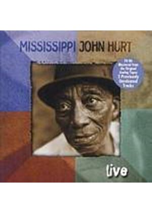 Mississippi John Hurt - Live (Music CD)