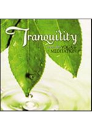 Various Artists - Tranquility - Music For Yoga & Meditation (Music CD)
