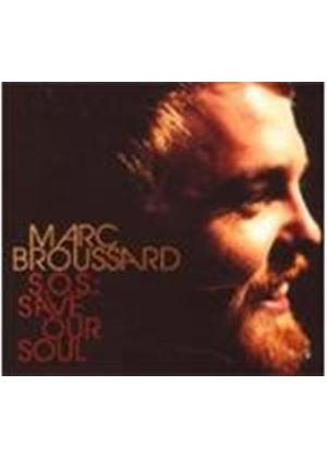Marc Broussard - S.O.S. Save Our Soul (Music CD)