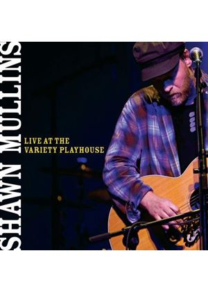 Shawn Mullins - Live at the Variety Playhouse (Live Recording) (Music CD)