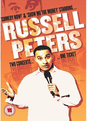 Russell Peters - Two Concerts One Ticket