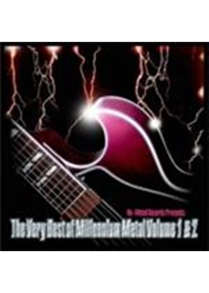 Various Artists - Very Best Of Millenium Metal (Music CD)
