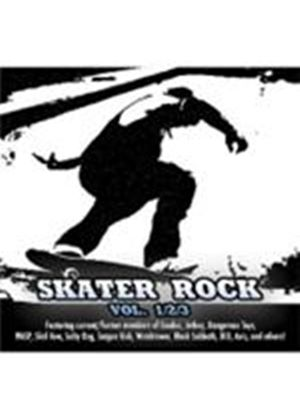 Various Artists - Skater Rock Vol.1-3 (Music CD)