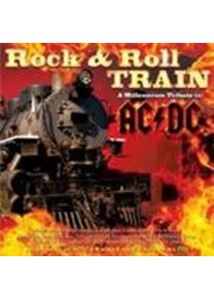 Various Artists - Rock 'n' Roll Train (A Millenium Tribute To AC/DC) (Music CD)