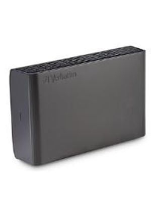 Verbatim Store N Save SuperSpeed 2TB Desktop Hard Drive USB 3.0 (External)