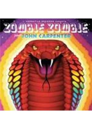 Zombie Zombie - Plays John Carpenter (Music CD)