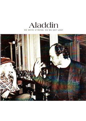 Aladdin - We Were Strong So We Got Lost (Music CD)