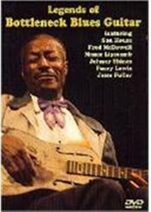 Legends Of Bottleneck Blues Guitar (Various Artists)