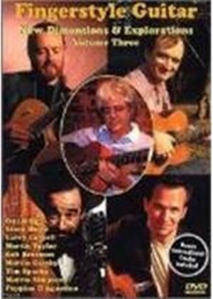 FINGERSTYLE GUITAR VOLUME 3   (DVD)