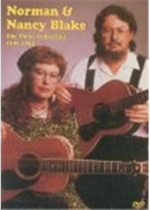 NORMAN & NANCY BLAKE-1980/95  (DVD)