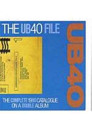 UB40 - Ub40 File (Music CD)