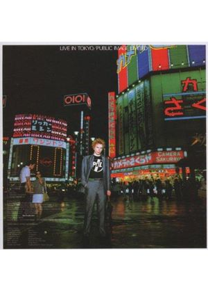 Public Image Ltd. - Live in Tokyo (Live Recording) (Music CD)