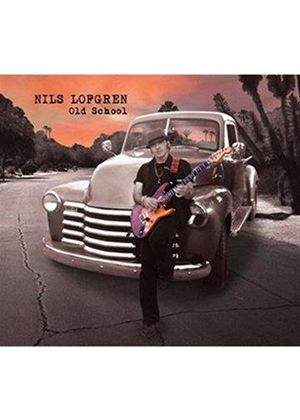 Nils Lofgren - Old School (Music CD)