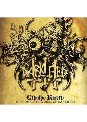 Darkified - Cthulu Riseth (The Complete Works of Darkified) (Music CD)