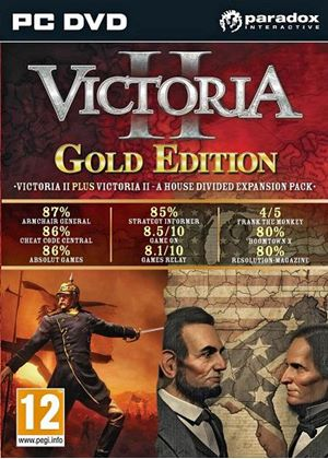 Victoria II: Gold Edition (PC)