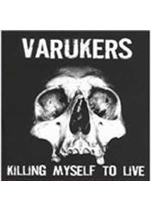 Varukers - Killing Myself To Live (Music CD)