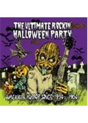 Various Artists - Ultimate Rockin' Halloween Party (Music CD)