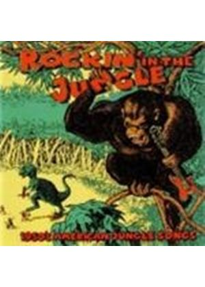 Various Artists - Rockin' In The Jungle (Music CD)