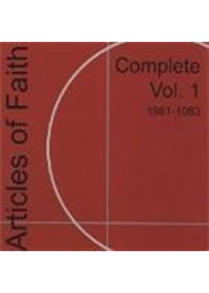 Articles Of Faith - Complete, Vol. 2