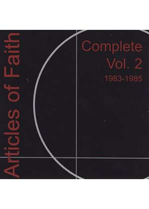 Articles Of Faith - Complete Vol.2