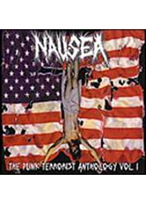 Nausea - Punk Terrorist Anthology Vol. 1 (Music CD)